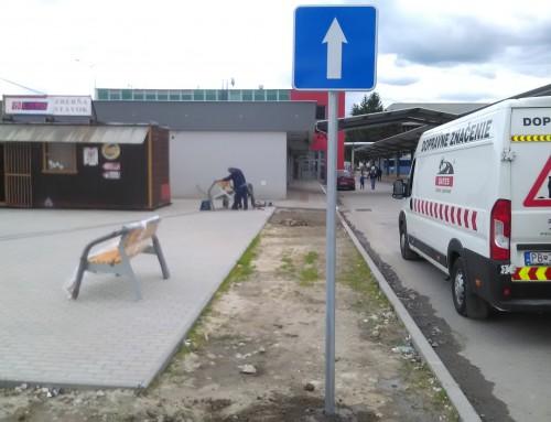 Autobusová stanica Považská Bystrica 2019
